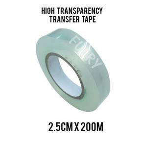 High Transparency Transfer Tape