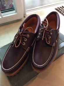 TIMBERLAND Classic Boat Shoe 3 eye BRAND NEW