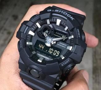 Watch- Casio G SHOCK GA700-1B -ORIGINAL