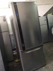 Fridge Inverter Refrigerator Peti Sejuk Recond Ice