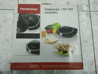 Pembakar Roti / Sandwich Toaster Pensonic