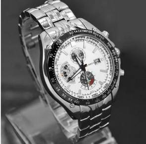 New Luxury Watch Stainless Steel Man Watch Elegant