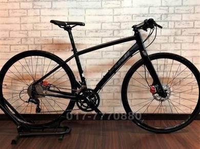FUJI HYBRID 27SP SORA ROADBIKE BICYCLE RACING Bike
