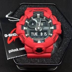 Watch- Casio G SHOCK GA700-4 -ORIGINAL