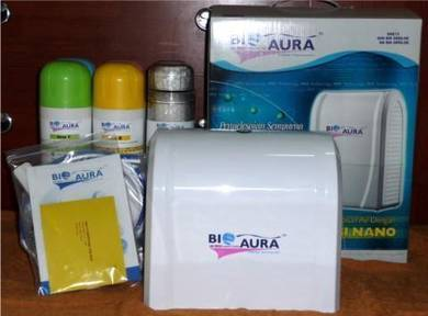 BIO AURA Nano Water Filter TYHG-20