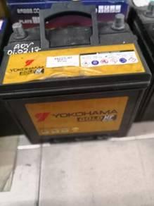 Battery car / bateri kereta