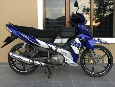 Yamaha Lagenda 115ZR(Stater 2013)