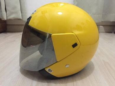 Helmet ARC yellow