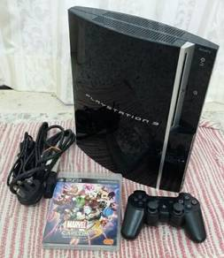 Ps3 + 1 Wireless controller + 1 Game