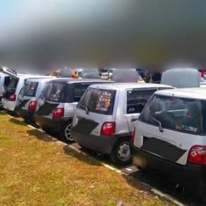Looking for PERODUA KANCIL auto/manual