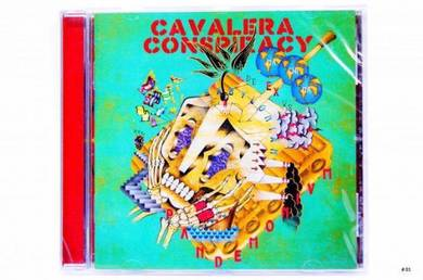 Original CD - CAVALERA CONSPIRACY Pandemonium NEW