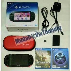 Ps vita 2k (pink/black) [sony psvita]