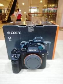 Sony a7 ii body - 95% new (sc 32k only)