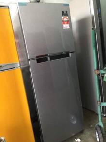 2 Pintu Doors Samsung Refrigerator Fridge Peti Ais