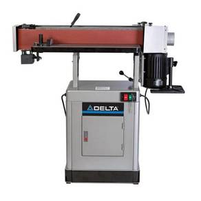 Delta 6 in. x 89 in. Oscillating Edge Sander