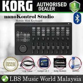 Korg NanoKontrol Studio USB Bluetooth MIDI Control