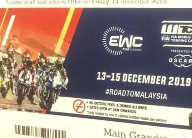 Ewc & wtrc racing sic sepang