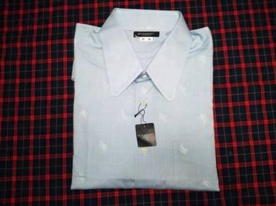 Burberry H Makita Blue Long Sleeve L (Kod LS6435)