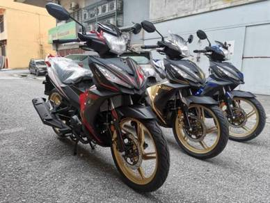 SYM VF3i 185 vf3i 185 Loan Senang & Zero Deposit