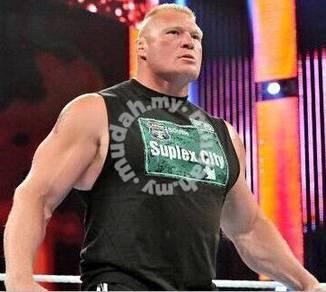 WWE Brock Lesnar Sleeveless Singlet (Suplex City)