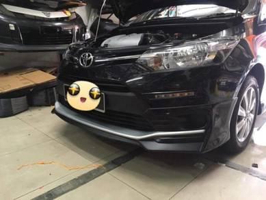 Toyota vios 2016 trd sportivo bodykit with paint 8