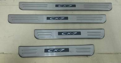 MAZDA CX7 2007 2012 LED Door Sill Plate