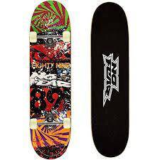 No Fear 28 Inch Skateboard Mainan Sport Papan 1