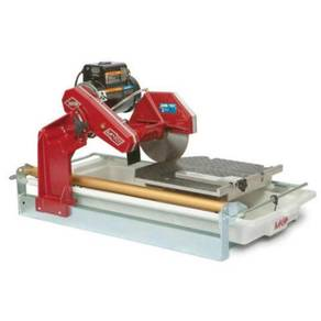 MK Diamond 169612 1.5HP 10 in.Wet Cutting Tile Saw