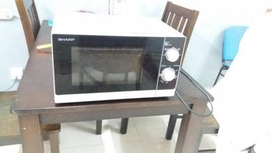 Sharp microwave oven 20l