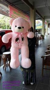 Teddy bear 1.1meter saiz