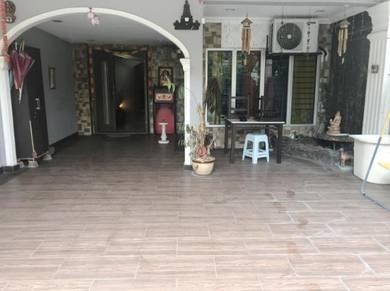 Taman Desawan Klang DoubleStorey 4B3B RENO Near Aeon Mall Bukit Tinggi