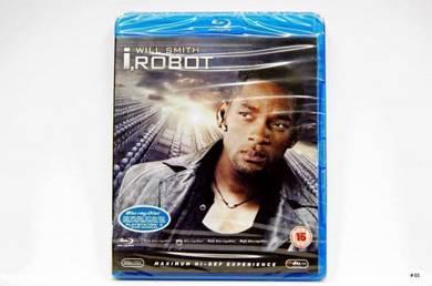 Original Bluray - I, ROBOT [2004] Blu-ray NEW