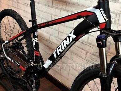 NEW TRINX NOVATEC Mtb Bike 27SPEED Basikal Bicycle