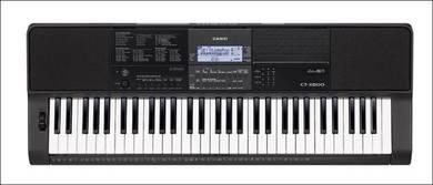 Casio ct-x800 / ctx800 61-Key Keyboard
