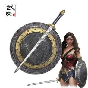 Dc Comic wonder women cosplay props shield