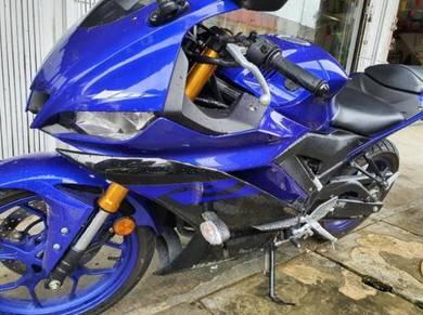 Yamaha R25 99% Macam Baru Promosi