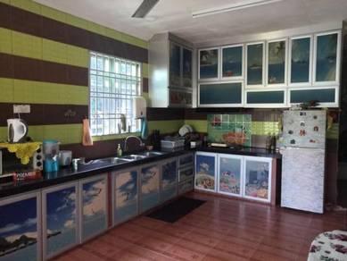 Fully Renovation With Nice Condition Unit Near Tesco McDonald Kulim