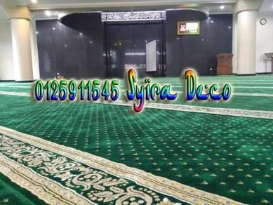 Carpet masjid kedah