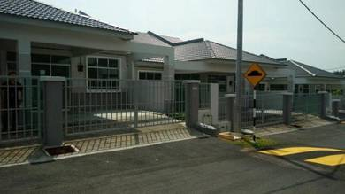 Teres Setingkat Taman Seruling Jaya Fasa 2 Masjid Tanah Kuala Sg Baru