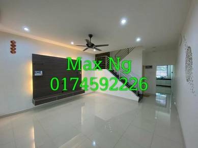 2 Storey Terrace, Cangkat Sungai Ara, Fully Renovated, Key on Hand