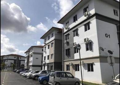 Samajaya Apartment Stutong Maura Tabuan Jalan Usahajaya For Rent