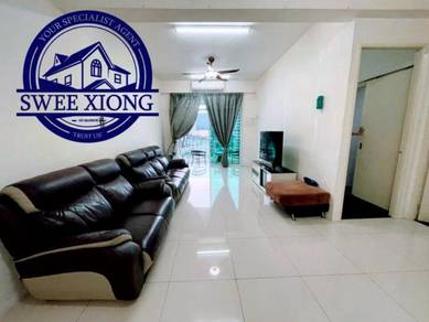 THE OASIS CONDO 1100SF 1Cpk Reno Furnished CHEAPEST UNIT at GELUGOR