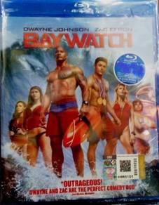 Blu-ray Baywatch Dwayne Johnson