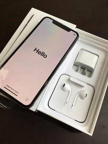Apple iPhone XS - 256 GB - Silver