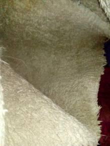 Carpet berbulu lembut untuk diletgo