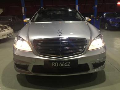 Mercedes S-CLASS W221 facelift amg style