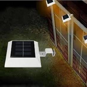 Lampu Malam Laman Rumah Outdoor LED Solar