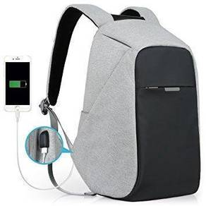 Best AntiTheft USB Charging Backpack Bag