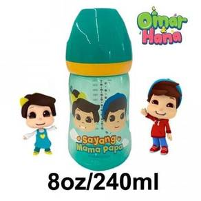 Botol Susu Omar Hana Ready Stock Now 8oz