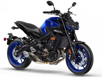 Yamaha MT-09 Facelift